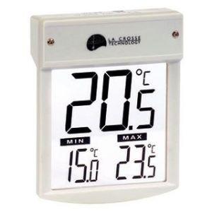 La Crosse Technology WT62 - Thermomètre de fenêtre