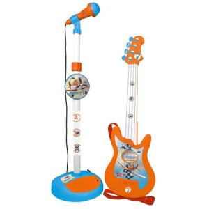 Reig Musicales 5331 - Guitare et microphone Disney Planes