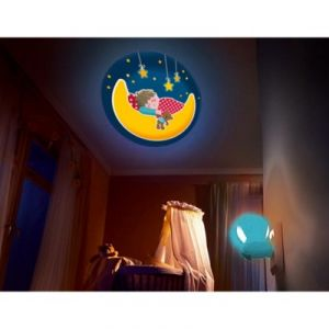 Haba 301435 - Veilleuse projecteur Lutins de la lune