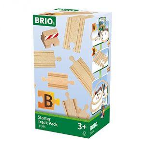 Brio 33394 - Coffret de démarrage 13 rails