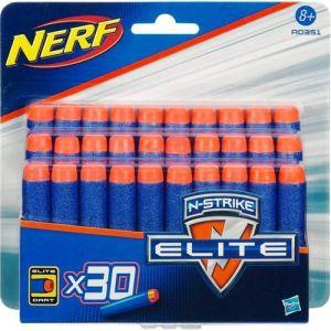 Hasbro Recharge Nerf N-Strike Elite (30 fléchettes)