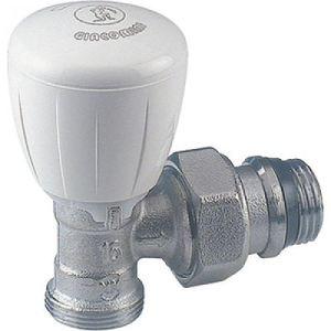 Giacomini R431X033 - Robinet thermostatique equerre 1/2-16