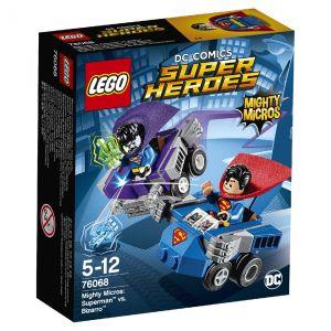 Lego 76068 - DC Comics Super Heroes Mighty Micros : Superman contre Bizarro