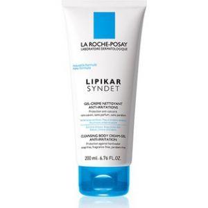 La Roche-Posay Lipikar Syndet - Gel crème nettoyant anti-irritations