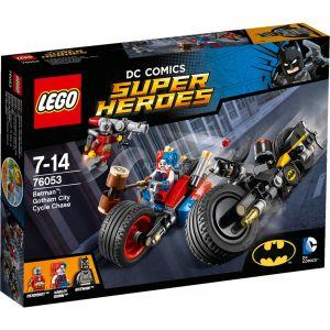 Lego 76053 - Super Heroes DC Comics : Batman la poursuite a Gotham City