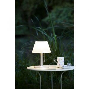 Galix Lampe de table solaire très éclairante