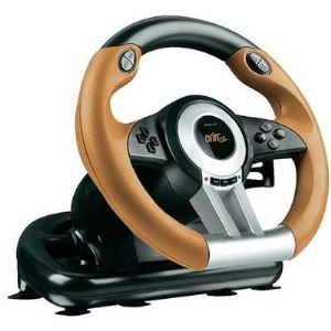 Speed Link SL-6695-BKOR-01 - Volant DRIFT O.Z. Racing Wheel PC