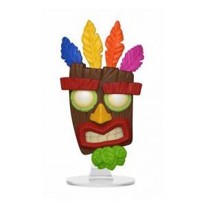 Funko Bobble heads - Crash Bandicoot POP! Games Vinyl figurine Aku Aku 9 cm-