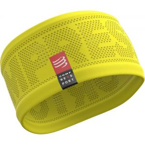 Compressport On/Off - Couvre-chef - jaune unisize Bonnets