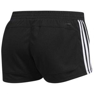 Adidas Short femme pacer 3 stripes knit s