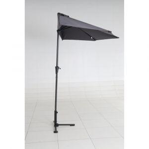 Demi parasol CUBA anthracite