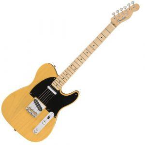 Fender AMERICAN ORIGINAL 50S TELECASTER MN BUTTERSCOTCH BLOND