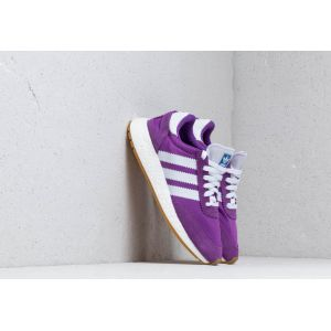 Adidas I-5923 W, Chaussures de Gymnastique femme - Rouge (Active Purple/Ftwr White/Gum 3 Active Purple/Ftwr White/Gum 3), 36 2/3 EU (4 UK)