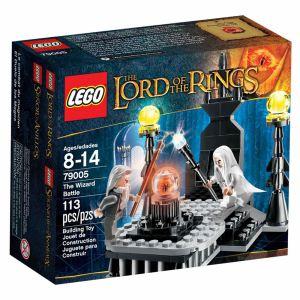 Lego 79005 - Le seigneur des anneaux : Le combat des magiciens