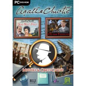 Double pack : Agatha Christie - Dead Man's Folly + 4:50 from Paddington [PC]