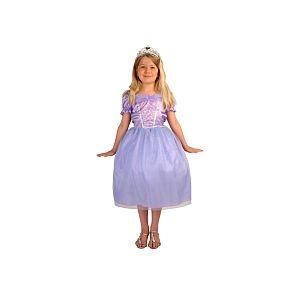 Upyaa Déguisement - Princesse Violette - 8/10 ans