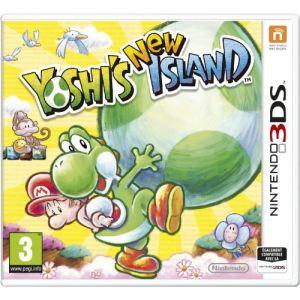 Yoshi's New Island [3DS]