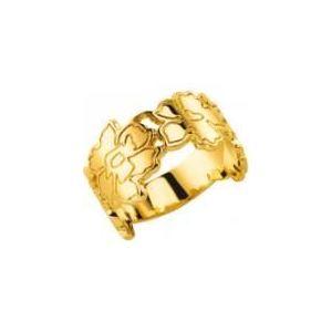 Kenzo 70201930100 - Bague en plaqué or pour femme