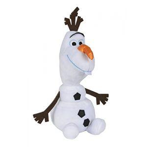 Simba Toys Peluche Olaf La Reine des Neiges 25 cm