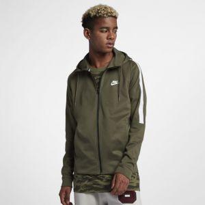 Nike Veste Sportswear pour Homme - Vert - Couleur Vert - Taille L