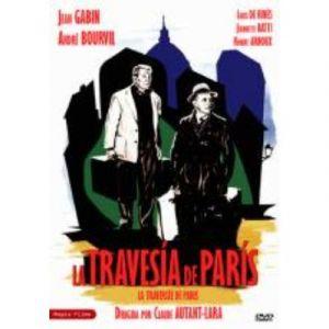 La Travesía De París (La Traverseé De Paris) (1956) (Import) [DVD]
