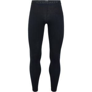 Icebreaker 200 Zone - Sous-vêtement Homme - noir S Sous-vêtements longs