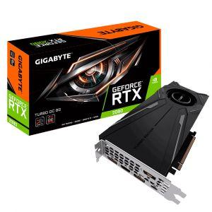 GigaByte GeForce RTX 2080 TURBO OC 8G