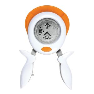Fiskars Perforatrice Squeeze Punch coin 3 en 1 - Printemps