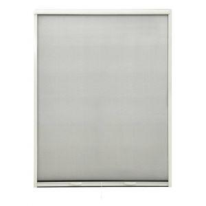 VidaXL Moustiquaire à rouleau pour fenêtres Blanc 130x170 cm