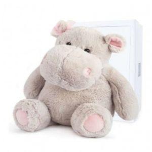 Histoire d'ours Peluche Hippo fille 38 cm