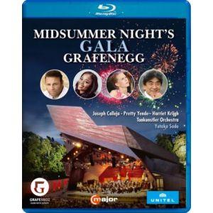 Midsummer Night's Gala Grafenegg 2018 Blu-Ray