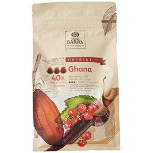 Barry M Chocolat lait origine Ghana 40,5% 1 kg