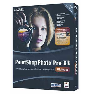 Paint Shop photo Pro X3 Ultimate [Windows]