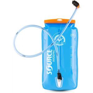 Source Widepac LP Poche d'eau 2l, transparent/blue Poches à eau