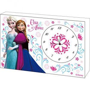 Kids Euroswan 86807 - Réveil La Reine des Neiges pour fille