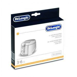 Delonghi FIL.F28 - Set de filtres pour friteuses modèles F28