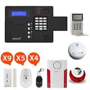Atlantic's ST V Kit 10 - Alarme GSM sans fil