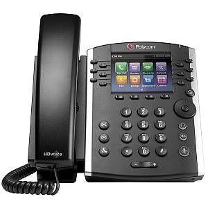 Polycom VVX 401 - Téléphone VoIP