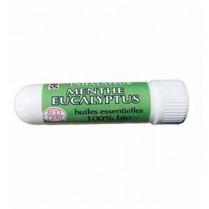 Vecteur santé Inhalateur Menthe - Eucalyptus - 1 ml