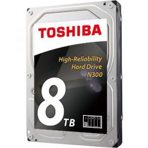 Toshiba N300 - 10 To - Disque dur interne