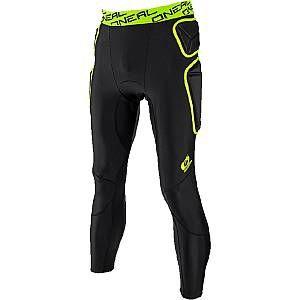O'neal Pantalon de protection Trail noir/jaune - M