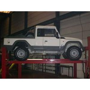 Atnor ATTELAGE IVECO MASSIF PICK UP [Voiture : Iveco > Massif (ap07)]