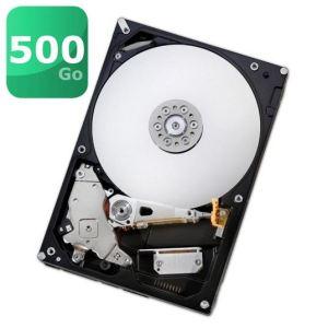 "Hitachi HTS545050A7E380 - Disque dur Travelstar Z5K500 500 Go 2.5"" SATA ll 5400 rpm"
