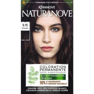 Kéranove Naturanove - Coloration permanente sans ammoniaque 5.15 chocolat