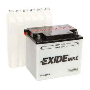 Exide Batterie moto Y60-N24-A 12v 28ah 300A
