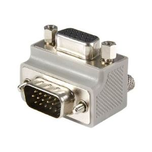 StarTech.com GC1515MFRA1 - Adaptateur VGA Type 1 VGA à angle droit / VGA M/F