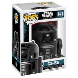 Funko Pop! C2-B5 - Figurine Star Wars: Rogue One