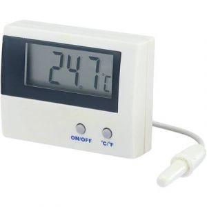 Basetech Thermomètre digital avec sonde LT-80
