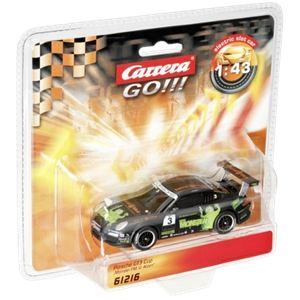 Carrera Toys 61216 - Porsche GT3 Cup Monster FM U.Alzen pour circuit Go!!!