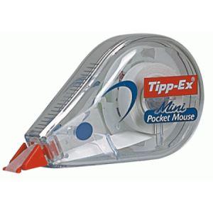Tipp-ex 812878 - Rouleau correcteur Mini Pocket Mouse
